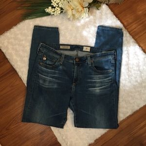 AG The Legging Ankle Jeans size 31
